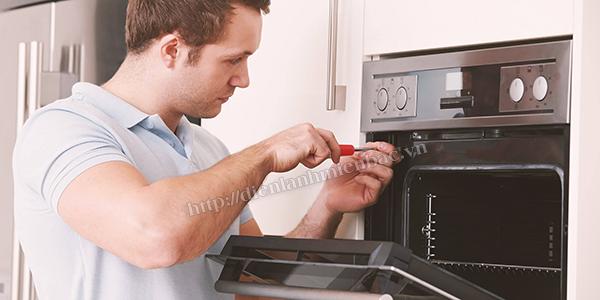 Sửa lò vi sóng, lò nướng tại nhà